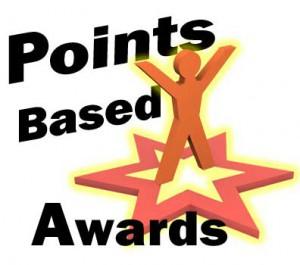 employee points based programs