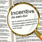 Create effective incentive programs