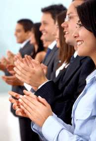 employee awards meeting