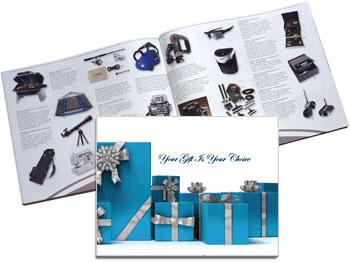 employee gift catalog
