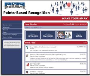 Employee Point Programs