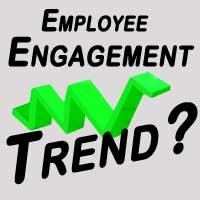 employee engagement trend